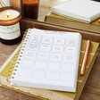 Personalised Positivity Planner Self Care Page