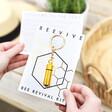 Lisa Angel Beevive Bee Revival Kit Keyring