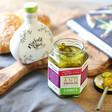 Candi's Chutney Cucumber and Norfolk Gin Relish