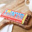 Lisa Angel Tony's Chocolonely Milk Chocolate Bar