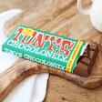Lisa Angel Tony's Chocolonely Milk Chocolate and Hazelnut Bar
