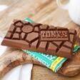 Tony's Chocolonely Fairtrade Milk Chocolate and Hazelnut 180g Bar
