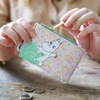 Moomin Ditsy Floral Card Holder from House of Disaster