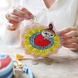 House of Disaster Moomin Little My Coin Purse with Beads