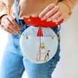 Moomin Umbrella Mini Bag with Secret Pocket under Umbrella
