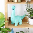 House of Disaster Wood Effect Diplodocus LED Lamp
