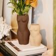 Lisa Angel DOIY Ceramic Body Vases