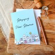 'Happy New Home' Greeting Card with Envelop