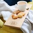Lisa Angel Personalised Sagaform Oak Serving and Cutting Board