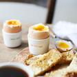 Unisex Set of 4 Keith Brymer Jones Egg Cups