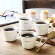 Lisa Angel Set of 4 Keith Brymer Jones Espresso Cups