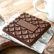 Lisa Angel British 41% Milk Chocolate Bar