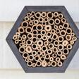 Lisa Angel Garden Trading Shetland Hexagonal Bee House