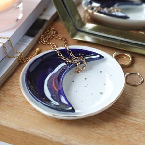 Nesting Moon Trinket Dish Set