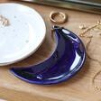 Lisa Angel Ceramic Nesting Moon Trinket Dish Set