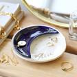 Lisa Angel Personalised Nesting Moon Trinket Dish Set