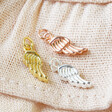 Lisa Angel Sterling Silver Wing Charms