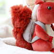 Jellycat Fungi Forager Squirrel Small Soft Toy