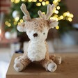 Adorable Fluffy Jellycat Mitzi Reindeer Soft Toy