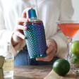 Ladies' Tropical Rainbow Studded Cocktail Shaker