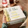 Bottom of Gin & Tonic Box For Gin Hamper