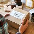 'I Can't Espresso...' Medium Box For Coffee Hamper