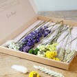 Spring Cut Dried Flowers Letterbox Gift for Her