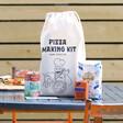 Lisa Angel Buon Appetito Pizza Kit with Caputo Flour