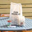 Lisa Angel Gluten Free Buon Appetito Pizza Kit with Doves Farm Mix