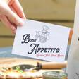 Men's Gluten Free Buon Appetito Pizza Kit with Pizza Recipe Card