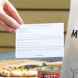 Gluten Free Buon Appetito Pizza Kit with Pizza Recipe Card