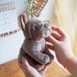 Children's Living Nature French Bulldog Puppy Soft Toy