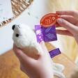 Children's Living Nature Smols Seal Soft Toy