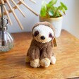 Lisa Angel Living Nature Smols Sloth Soft Toy