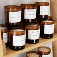 Recycled Jars of Lisa Angel Scented Soy Candles