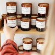 Lisa Angel Scented Soy Candles