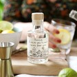 10cl 10cl Bottle of Personalised 'Wish You Lived Next Door' Alcohol