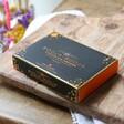 Decadent Booja-Booja Box of 8 Vegan Chocolate Orange Truffles  at Lisa Angel