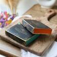 Booja Booja Box of 8 Vegan Salted Caramel Truffles and Chocolate Orange Truffles Available