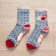 Lisa Angel Ladies' Powder Puppy Love Ankle Socks