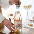 Bottle of Sea Change Starfish Rosé Prosecco at Lisa Angel