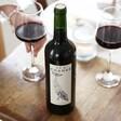 Bottle of Sea Change Whale Merlot Red Wine at Lisa Angel