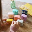 All Colours of the 21st Birthday Petite Travel Ring Box