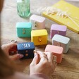 All Colours of the 30th Birthday Petite Travel Ring Box