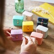 All Colours of the 40th Birthday Petite Travel Ring Box