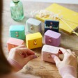 All Colours of the 50th Birthday Petite Travel Ring Box