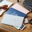 Lisa Angel Personalised Name Slim Travel Wallet