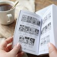 Inside Pages of The Little Book of Tarot