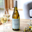 Special Personalised 'Can't Wait To Marry You' Bottle of Wine for Couples