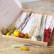 Lisa Angel Autumnal Cut Dried Flowers Letterbox Gift